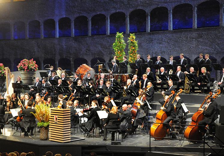 SALISBURGO FESTEGGIA I 100 ANNI DEL FESTIVAL