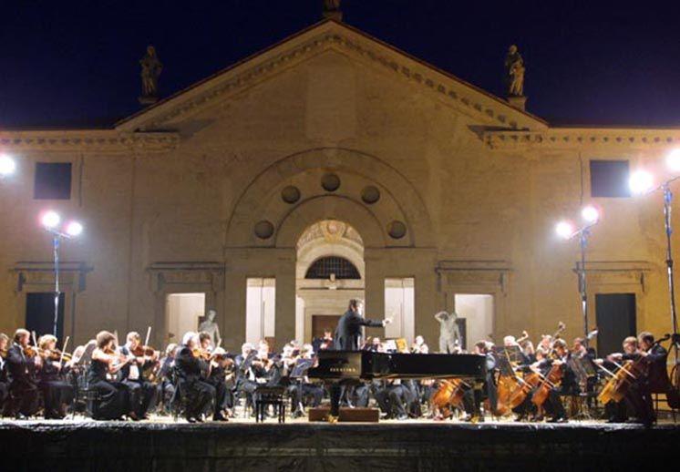 LA MUSICA AL RITMO DI PALLADIO